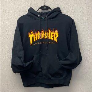 Thrasher bunny hug sweater